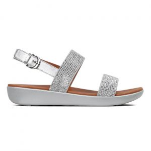 Barra Crystalled Sandal