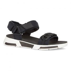 Heda Chain Back-Strap Sandal