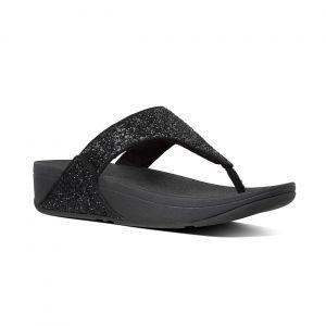 Lulu Glitter Toe-Thongs