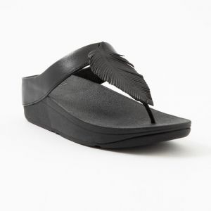 Fino Feather Toe-Post Sandals