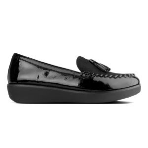 Paige Faux-Pony Moccassin