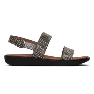 Barra Dotted Snake Sandal