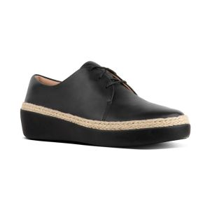 superderby lace Up shoes leather