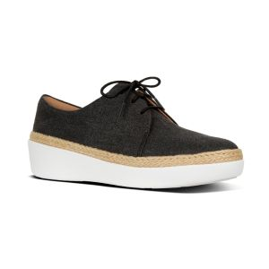 superderby lace Up shoes shimmer