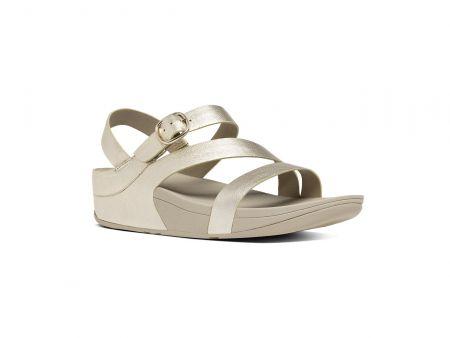 skinny z-cross sandal